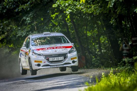 Salgó Rallye pályavideók