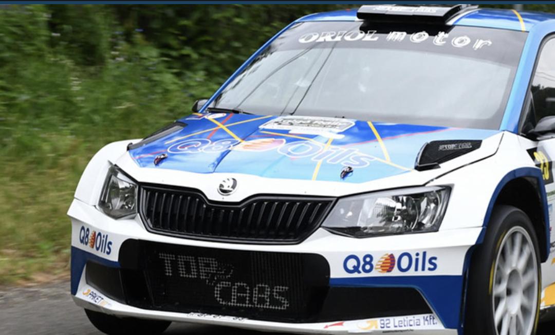 Már 15 éves az Eger Rallye