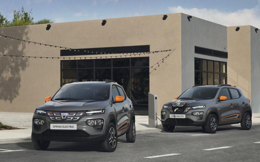 Villanyos Renault-ok, villany Dacia!